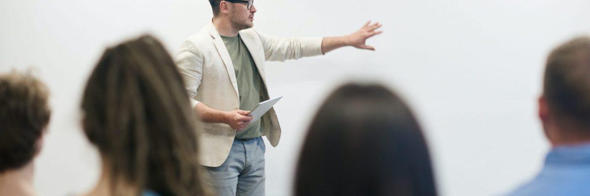 Eğitimcinin eğitimi kursu
